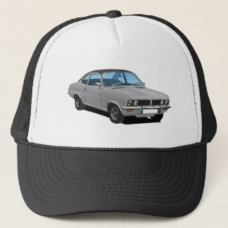 Vauxhall Firenza grey, black roof Trucker Hat