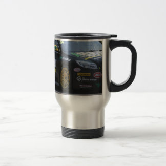 Vauxhall Vectra Stainless Steel Travel Mug