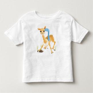 Vav Hebrew Aleph Bet (Alphabet) Vicuña T-Shirt