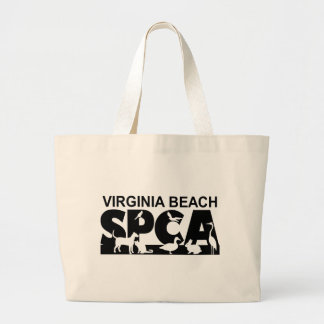 VBSPCA Logo Large Tote Bag