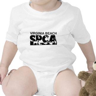 VBSPCA Logo Baby Bodysuit