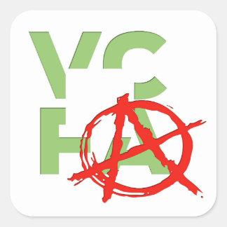 VCFA Punk! Sticker
