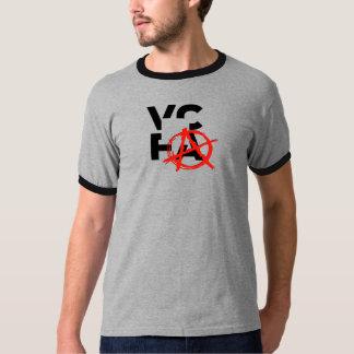 VCFA Punks! (Black Logo) Ringer T-Shirt