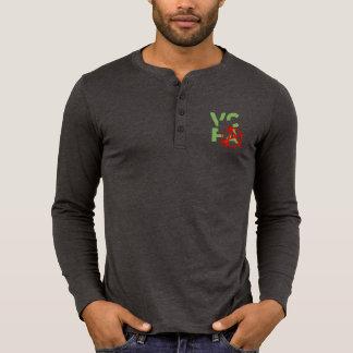 VCFA PUNKS! Dark Henley T-Shirt