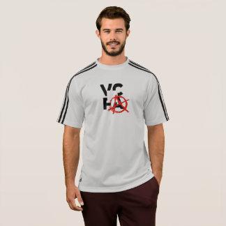 VCFA Themepunks Striped Sleeve Shirt