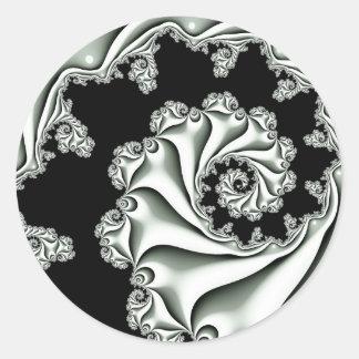 Vchira741 Round Sticker