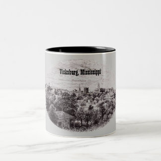 Vcksburg, Mississippi Mug