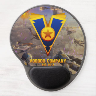 VCO Gal Drop Gel Mouse Pad