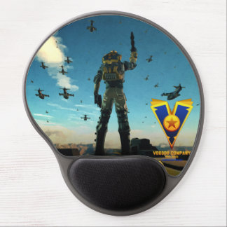 VCO Skys of Gals Gel Mouse Pad