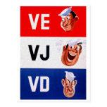 VD is no fun Postcards