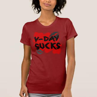 vday sucks t-shirt
