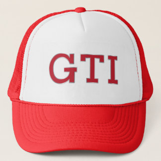 VDUB GTI red badge hat