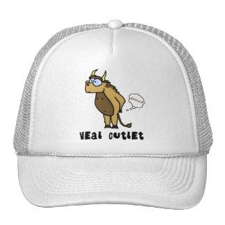 Veal Cutlet Hat Hats