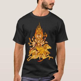 Vector Agni God of divine knowledge T-Shirt