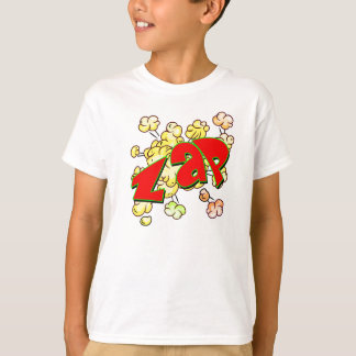 Vector Comic Book ZAP T-Shirt