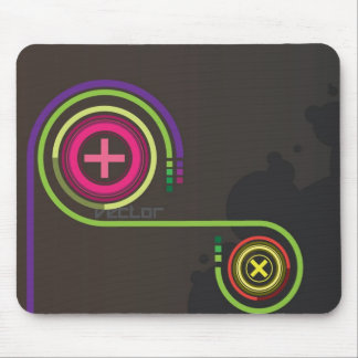 Vector Desing Mouse Pad