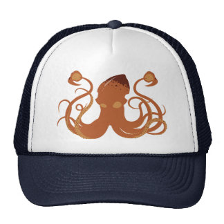 Vector Giant Squid Hat
