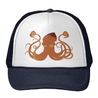 Vector Giant Squid Hat