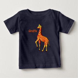 Vector Giraffe Baby T-Shirt