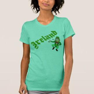 Vector - Leprechaun Ireland T-Shirt