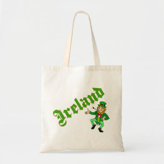 Vector - Leprechaun Ireland Tote Bag