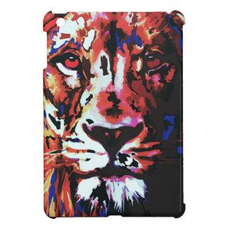 vector lion iPad mini covers