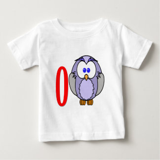 Vector -  old owl baby T-Shirt