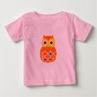 Vector Owl Baby T-Shirt