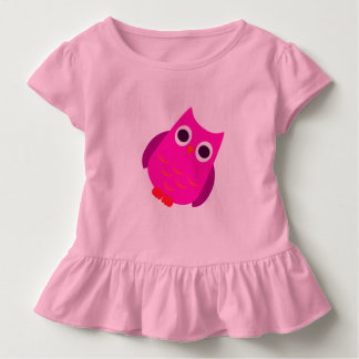 Vector Owl Toddler T-Shirt