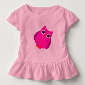 Vector Owl Toddler T-Shirt