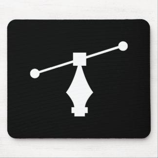Vector Pictogram Mousepad