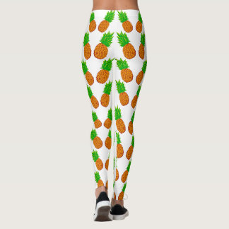 Vector Pineapple Leggings