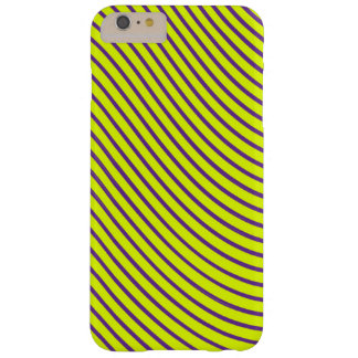 Vector Retro Pattern Barely There iPhone 6 Plus Case