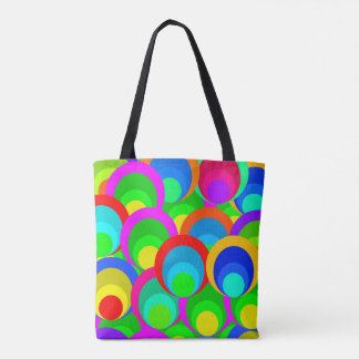 Vector seamless pattern tote bag