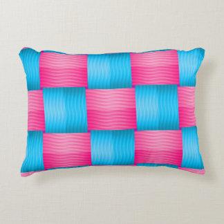 Vector  Seamless wicker pattern Decorative Cushion