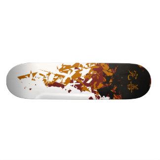 Vector Custom Skate Board