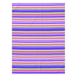 Vector Stripes seamless pattern Tablecloth