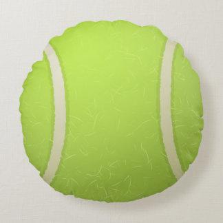 Vector - Tennis Ball Round Cushion