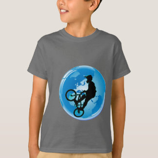 Vector The World BMX T-Shirt