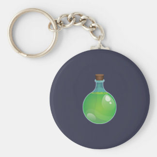 Vector Vial Keychain