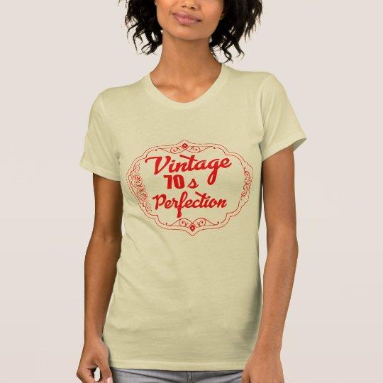Vector Vintage 70s T-Shirt