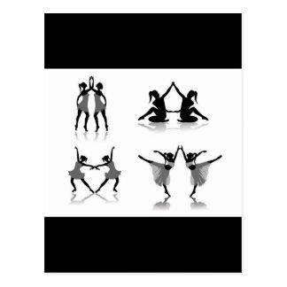 vectorvaco_ballet_dancer_09111801_large postcard