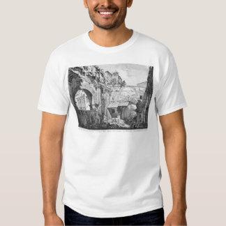 Veduta dell`Atrio del Portico di Ottavia Shirts