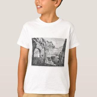 Veduta dell`Atrio del Portico di Ottavia T-Shirt