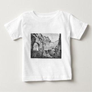 Veduta dell`Atrio del Portico di Ottavia Tee Shirt