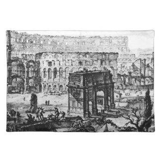 Vedute di Roma by Giovanni Battista Piranesi Placemats