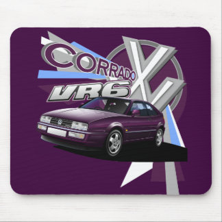 Veedub Corrado VR6 Sports Coupe Mouse Mat