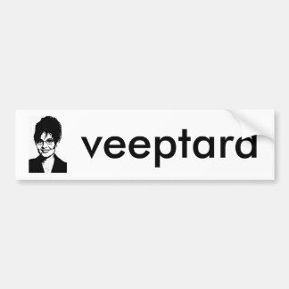veeptard, veeptard car bumper sticker