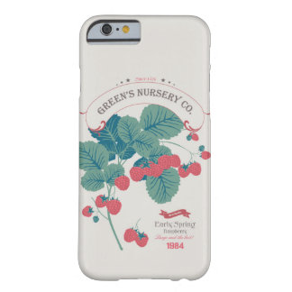 Veg Love Collection No.4 Raspberry Barely There iPhone 6 Case