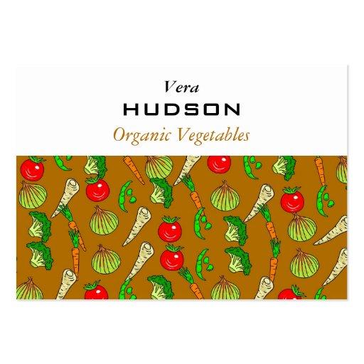Veg Wallpaper Business Cards
